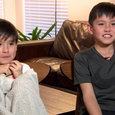 Brothers, Age 7 and 10, Perform CPR to Save Grandmother in Cardiac Arrest