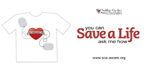 SCA Foundation T-Shirt - Click to Enlarge